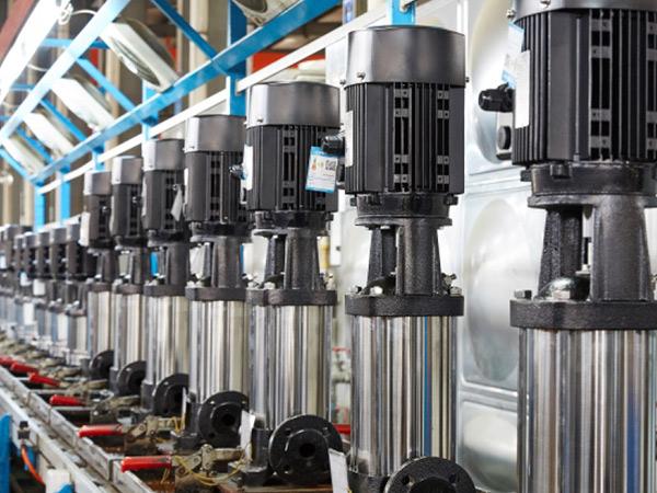供水设备如何去选择以及需要具备哪些要求?