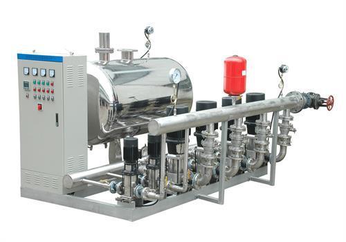 恒压亚洲必赢bwin688设备水泵抽不出水是什么原因造成的?应如何解决?