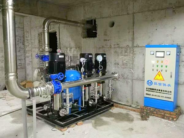 无负压供水设备——长沙恒信供水设备